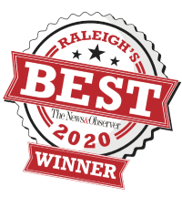 Raleigh's Best 2020 Winner